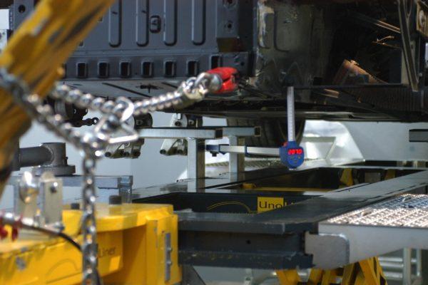 unoliner sistema desempeno chassis