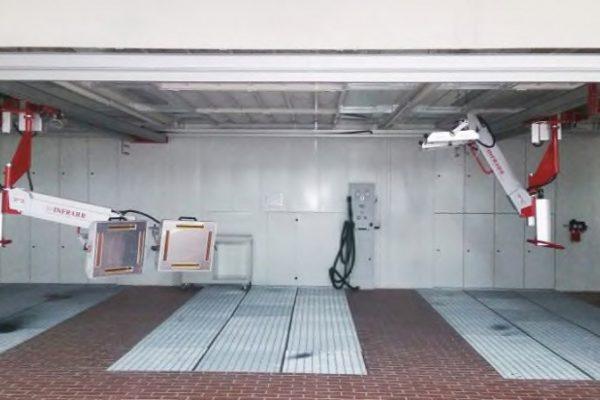 saima area de preparação kleen box